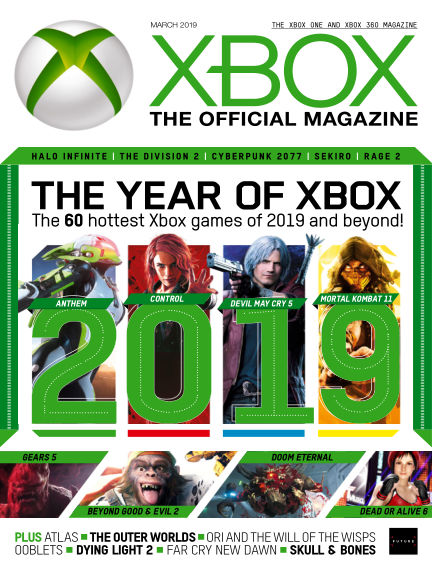 Official Xbox Magazine (US) February 08, 2019 00:00