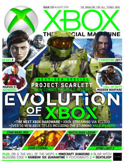 Official Xbox Magazine (US) June 28, 2019 00:00