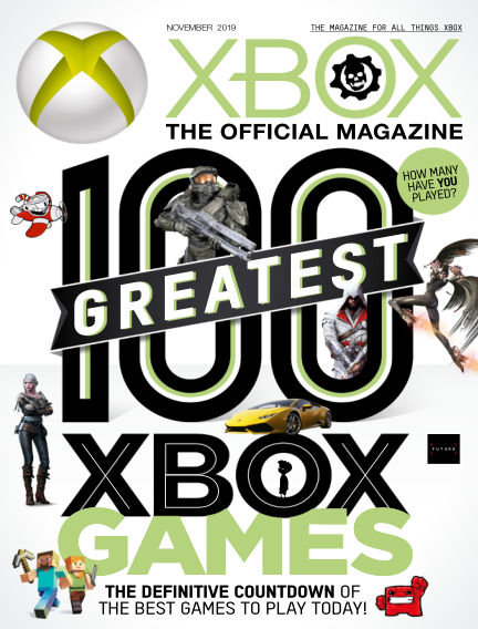 Official Xbox Magazine (US) September 20, 2019 00:00
