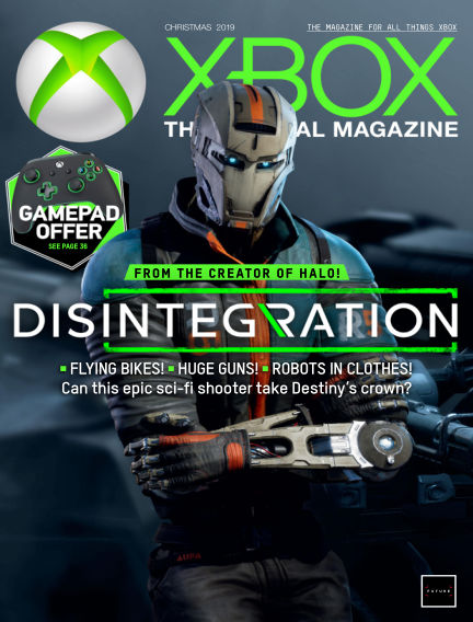 Official Xbox Magazine (US) November 15, 2019 00:00