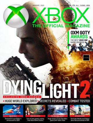 Official Xbox Magazine (US) Jan 2020