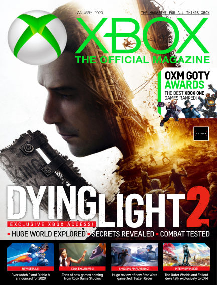 Official Xbox Magazine (US) December 13, 2019 00:00