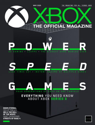 Official Xbox Magazine (US) May 2020