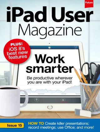 iPad User Magazine iPad Air 2