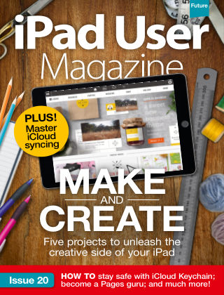 iPad User Magazine iPad User 20 2015