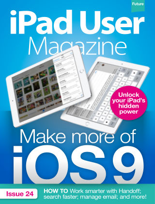 iPad User Magazine iPad User 24 2015