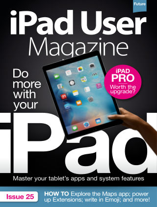 iPad User Magazine iPad User 25 2016