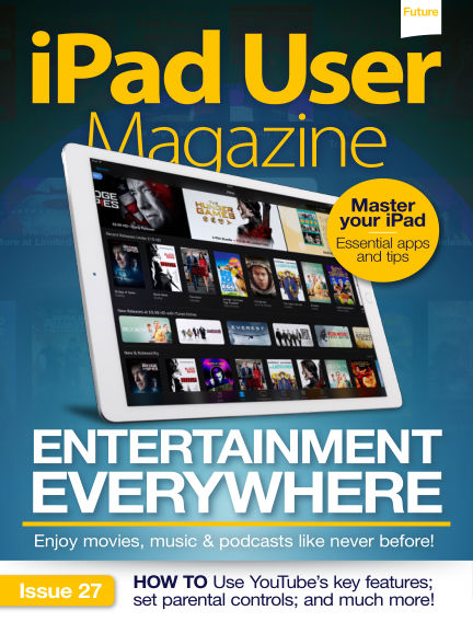 iPad User Magazine April 18, 2016 00:00