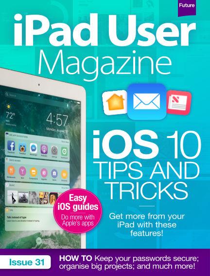 iPad User Magazine October 03, 2016 00:00