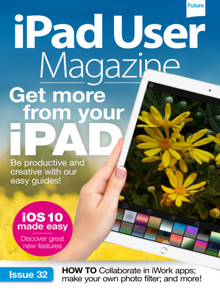 iPad User Magazine November 14, 2016 00:00