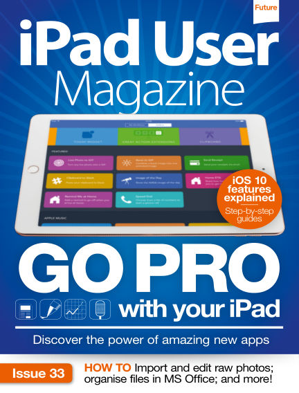 iPad User Magazine December 28, 2016 00:00