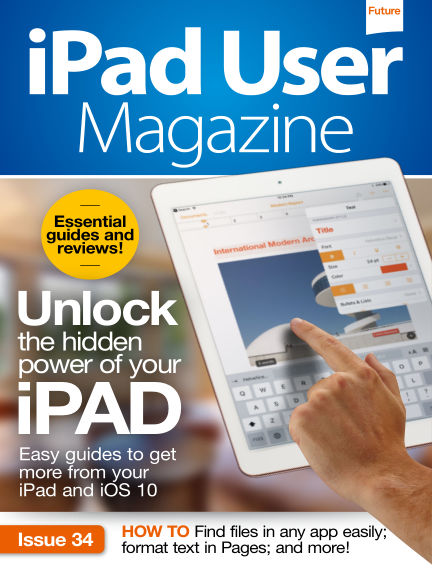 iPad User Magazine February 06, 2017 00:00