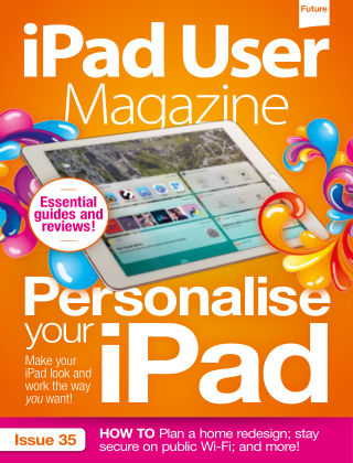 iPad User Magazine iPad User 35 2017