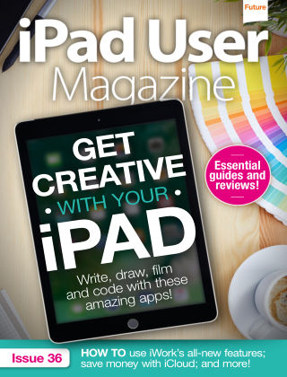 iPad User Magazine Issue 36
