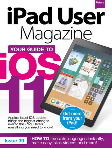 iPad User Magazine September 04, 2017 00:00