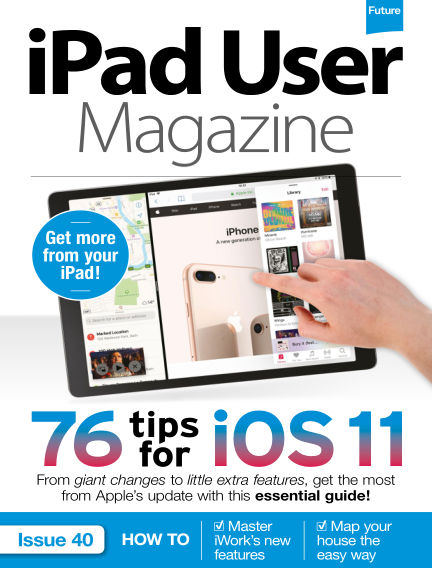 iPad User Magazine October 16, 2017 00:00