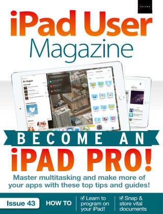iPad User Magazine Issue 43