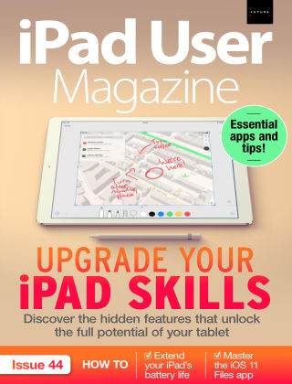iPad User Magazine Issue 44