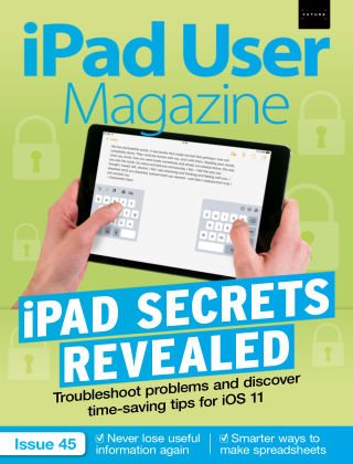 iPad User Magazine Issue 45