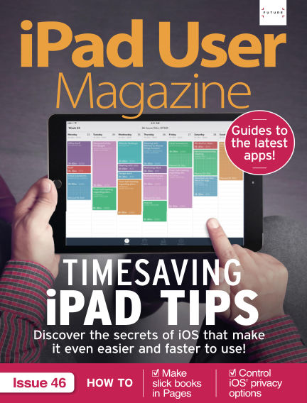 iPad User Magazine June 25, 2018 00:00