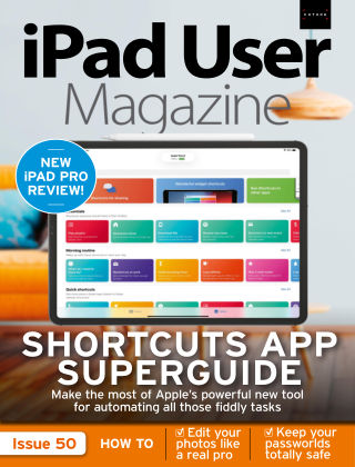 iPad User Magazine Issue 50
