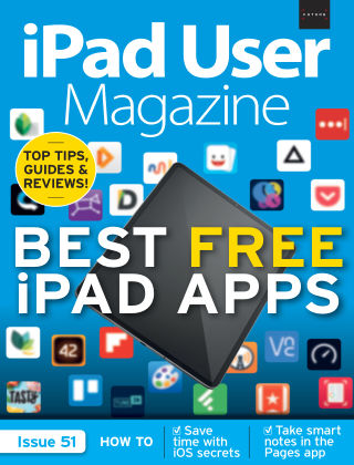 iPad User Magazine Issue 51
