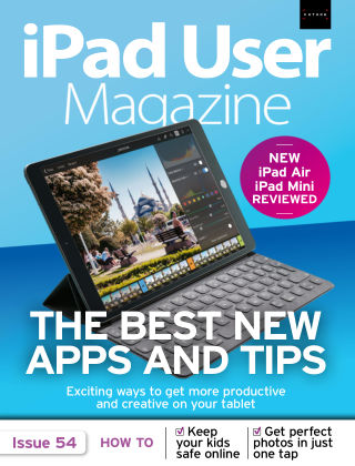iPad User Magazine Issue 54