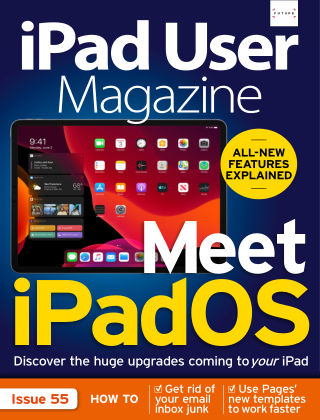 iPad User Magazine Issue 55