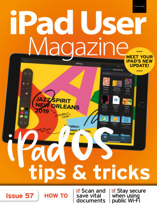 iPad User Magazine Issue 57
