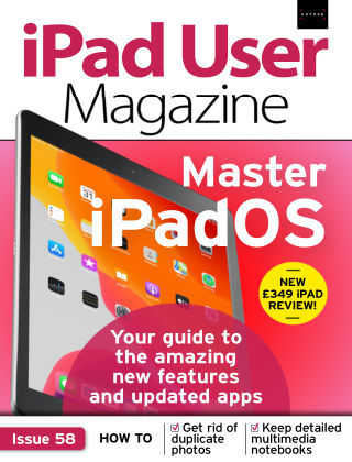 iPad User Magazine Issue 58