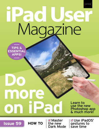 iPad User Magazine Issue 59