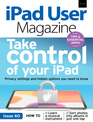 iPad User Magazine Issue 60