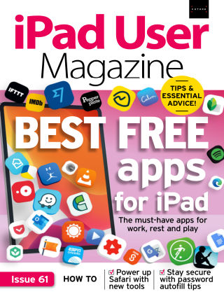 iPad User Magazine Issue 61