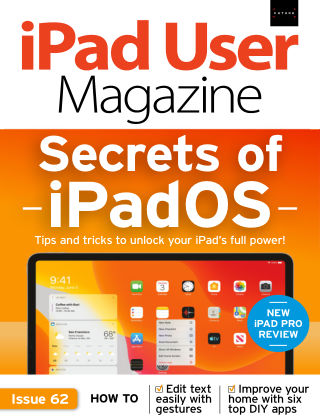 iPad User Magazine Issue 62