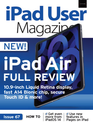 iPad User Magazine Issue 67