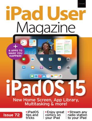 iPad User Magazine Issue 72