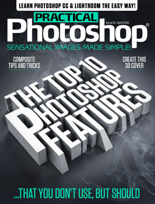Practical Photoshop April 2016