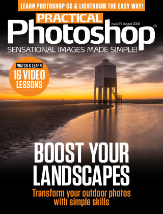 Practical Photoshop August 2018