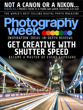 Photography Week 9th July 2015