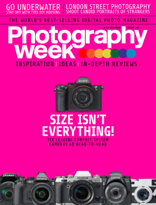 Photography Week 8th October 2015