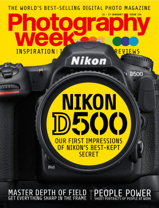 Photography Week 21st January 2016