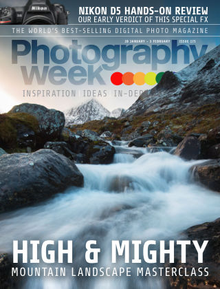 Photography Week 28th January 2016