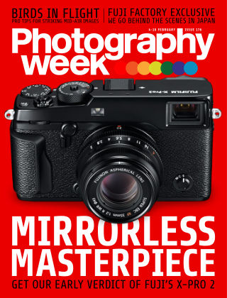Photography Week 4th February 2016