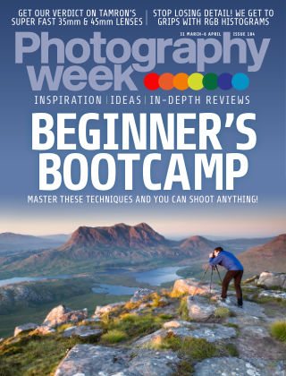 Photography Week 31st March 2016