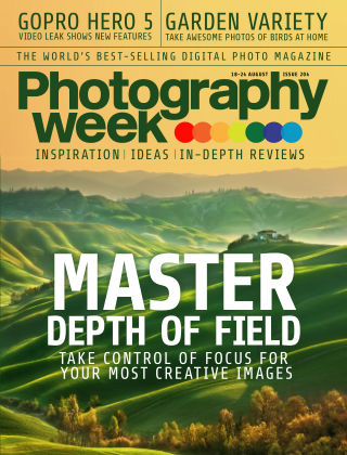 Photography Week 18th August 2016