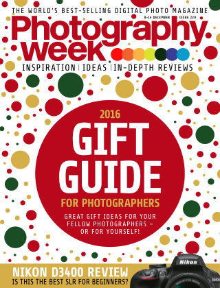 Photography Week 8th December 2016