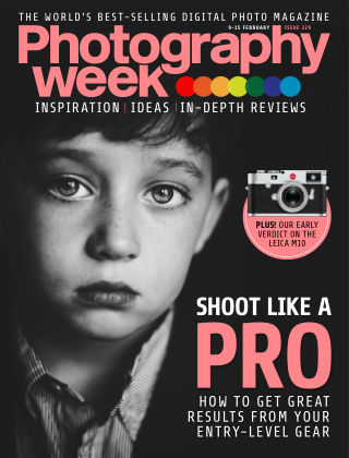 Photography Week 9th February 2017