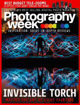 Photography Week 9th March 2017
