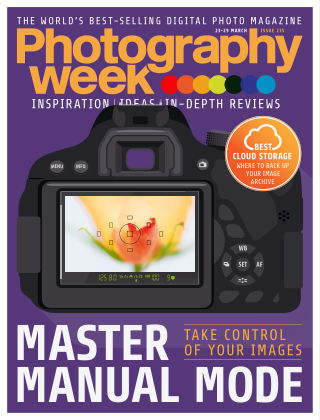 Photography Week 23rd March 2017