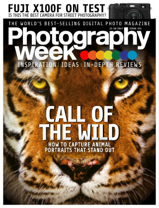 Photography Week 20th July 2017
